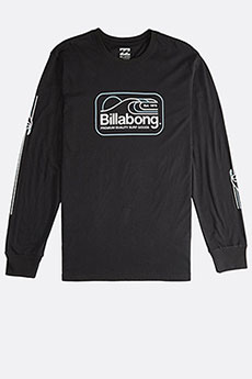 Лонгслив Billabong Dive Ls Tee Black