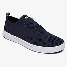 Кеды QUIKSILVER Shorebreakskii Blue/Blue/White Shoe