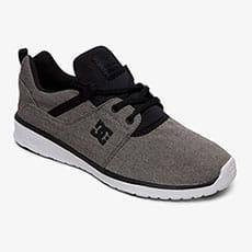 Кроссовки DC Shoes  HEATHROW TX SE M SHOE 072 DARK GREY