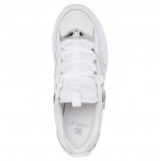 Женские кожаные кроссовки Kalis Lite DC Shoes