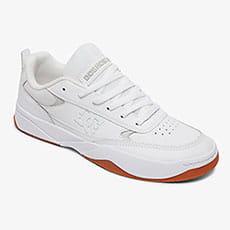 Кроссовки DC Shoes PENZA M SHOE HWG WHITE/WHITE/GUM