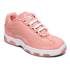 Кроссовки DC Shoes LEGACY LITE J SHOE ROS ROSE