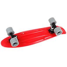 Скейт мини круизер QUIKSILVER Red Earth Red 6 x 22.5 (57 см)