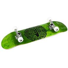 Скейтборд в сборе  Get Lost Green 32.6 x 9 (23 см)