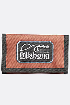 Кошелек Billabong Walled Tri Fold Sangria