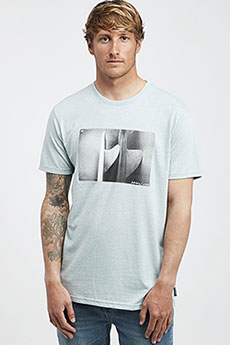 Футболка Billabong Focal 1.7 Ss Tee Powder Blue