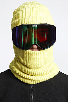 Шарф труба Billabong All Day Neckwarmer Citrus