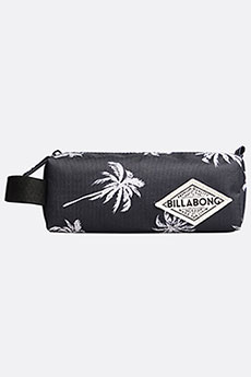 Пенал Billabong Sharpen Up Black/Whitecap