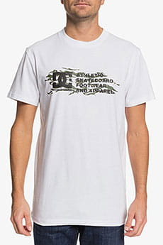 Футболка DC Shoes Full Transition M Tees Wbb0