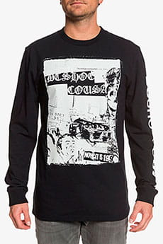 Лонгслив DC Shoes Pioneer Sky Ls M Tees Kvj0