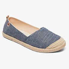 Эспадрильи женские Roxy Flora Ii J Shoe 4bi