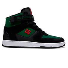 Высокие кожаные кеды Pensford Hi DC Shoes