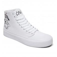 Высокие скейтовые кеды T-Funk Hi S X Tati DC Shoes