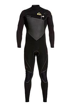 Мужской гидрокостюм с молнией на груди 3/2mm Highline Plus Quiksilver