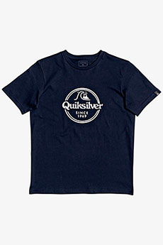 Футболка детская QUIKSILVER Wordsremainyii B Tees Byj0