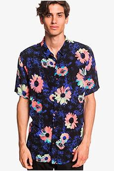 Рубашка QUIKSILVER Ppm6 Dazzling Blue Daisy