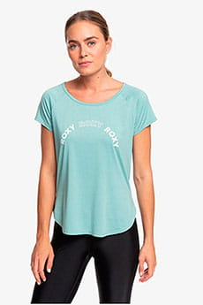 Женская спортивная футболка Keep Training Roxy