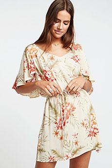 Платье Billabong Fine Flutter Pistachio
