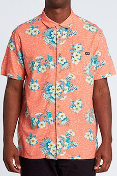Рубашка  Sundays Floral Ss Coral