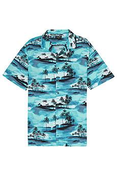 Рубашка  Vacay Ss Aqua
