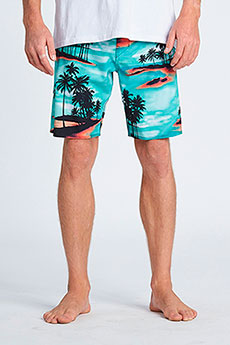 Шорты Billabong Sundays Airlite Aqua