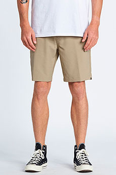Шорты Billabong Surftrek Wick Khaki-39