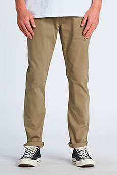Штаны прямые Billabong New Order Chino 1380