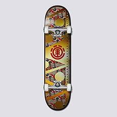 """Скейтборд в сборе Element Комплект 8"""" Origins Golden 1"""