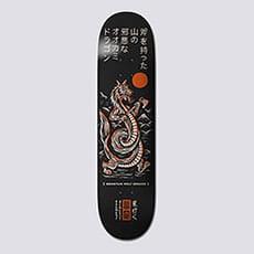 Дека для скейтборда Element 8.25 Timber Wolf Dr 1 8.25 (21 см)