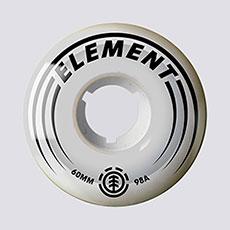 Колеса для скейтборда Element Filmer 60mm 10 60 mm