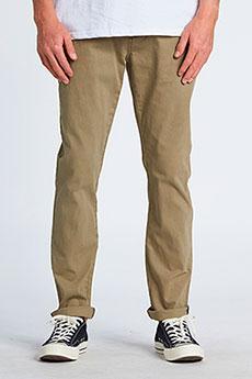 Узкие брюки-чинос Billabong New Order