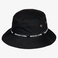 Панама DC Shoes Scratcher Bucke Black Hats