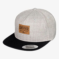 Бейсболка QUIKSILVER Billside Grey Heather