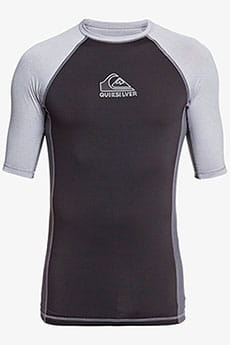 Футболка QUIKSILVER Backwashss M Sfsh Szph Sleet Heather