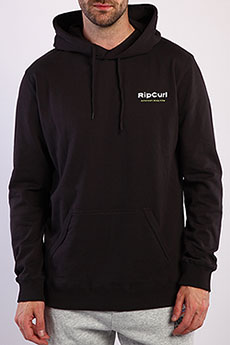 Толстовка Rip Curl М Glitch Fleece 8264 Washed Black S