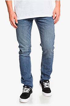 Узкие мужские джинсы Distorsion Medium Blue Quiksilver