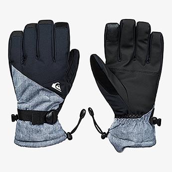Перчатки сноубордические QUIKSILVER Mission Glove M