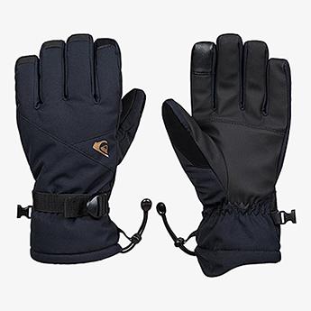 Перчатки сноубордические QUIKSILVER Mission Glove Black-10