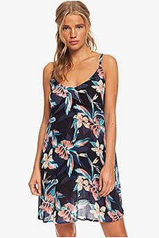 Платье Roxy Anthracite Tropicoco