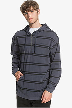 Джемпер QUIKSILVER Acidtowstriphz M Otlr Blue Night Stripe