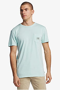 Футболка QUIKSILVER Submissionss M Tees Gcz0 Beach Glass