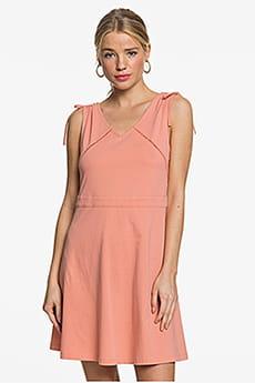 Платье женское Roxy Ktdr Mjn0 Terra Cotta
