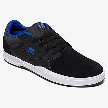 Кеды DC Shoes Barksdale M Shoe Xksb Black/Grey/Blue