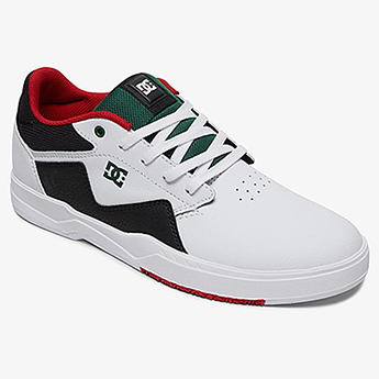 Кеды DC Shoes Barksdale M Xwrk White/Red/Black
