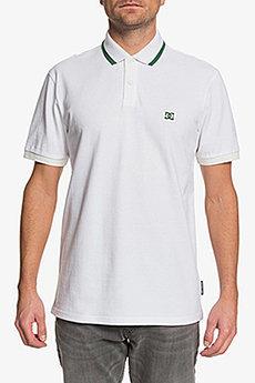 DC Shoes Stoneybr Polo2s M Kttp Wbb0 White