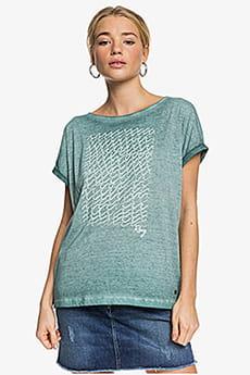 Женская футболка Summertime Happiness Roxy