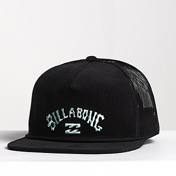 Бейсболка Billabong Alliance Trucker Black