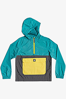 Куртка детская DC Shoes Sedgefield Pack B Jckt Bls0 Teal