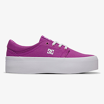 Женские кеды Women's Trase Platform TX DC Shoes