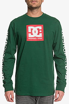 Лонгслив DC Shoes Squarestarls2 M Tees Gzj0 Eden